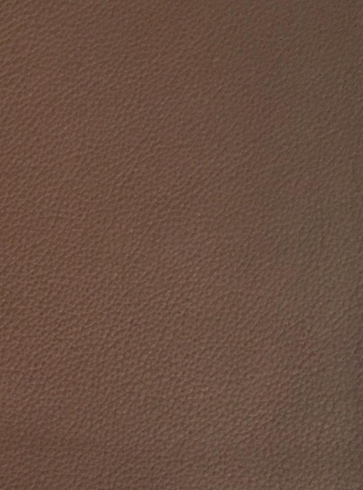 chocolate-leather