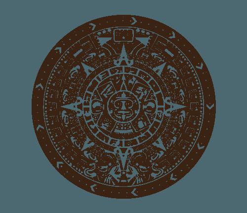 Mayan-calendar Art