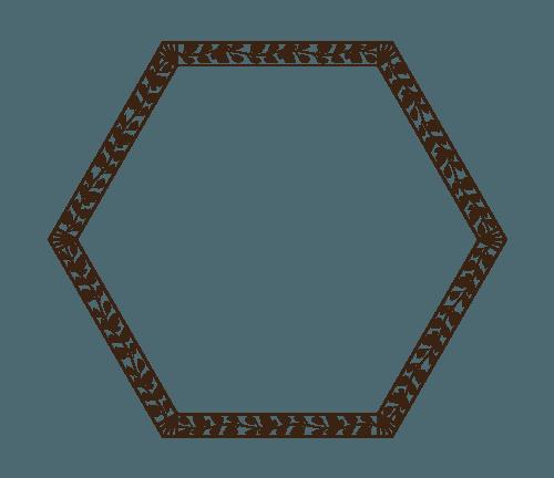 vine-border