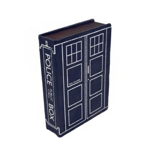 Police Box edition of our Spellbook gaming box for Dr. Who fans