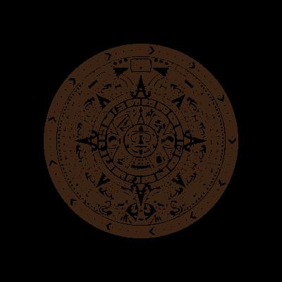 Aztec-Calendar Art