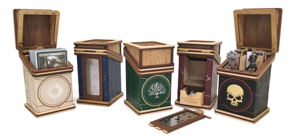 Deck Boxes Elderwood Academy