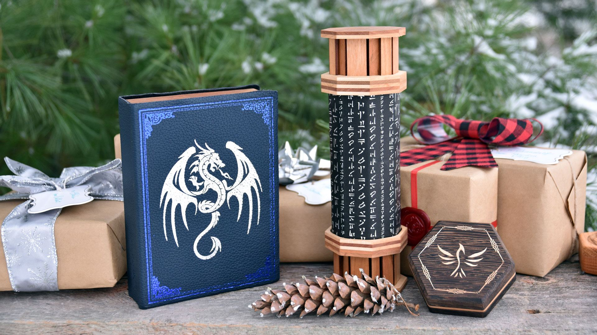 Dragons Make Great Gifts