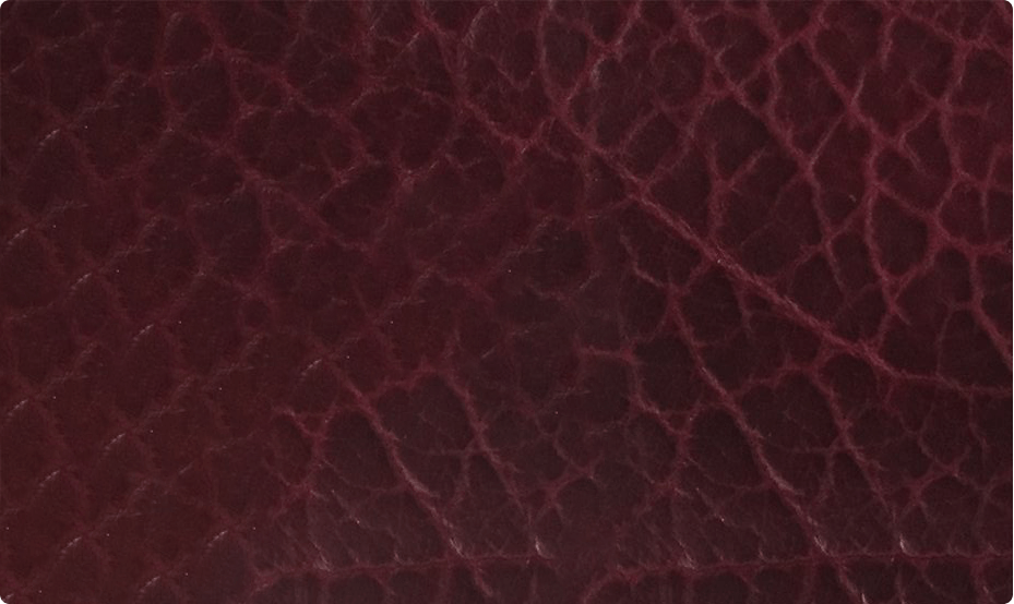 Red Dragonscale ($15) Leather