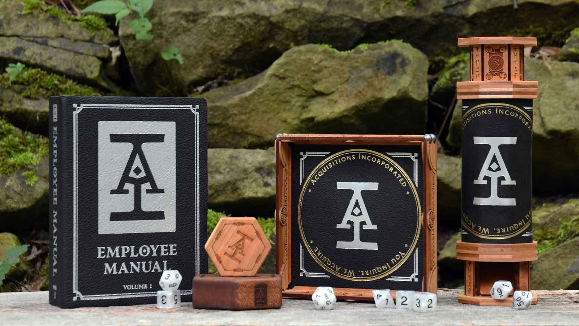 Acquisitions Incorporated Employee Store