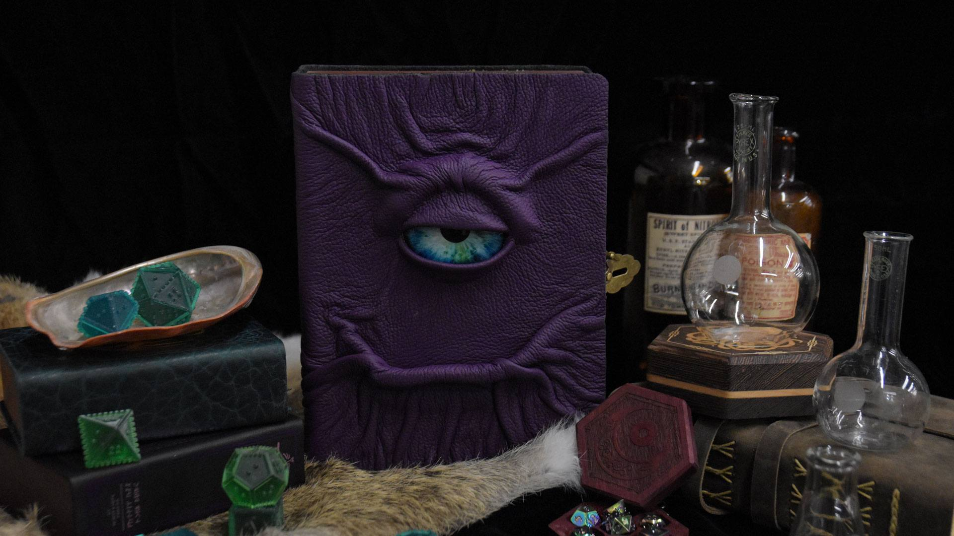 Monster Spellbooks
