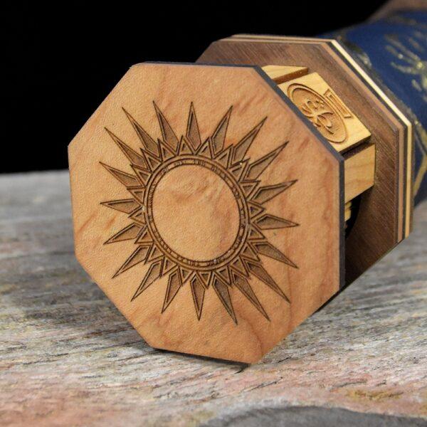 Codex Dice Tower Cap Art Elvish