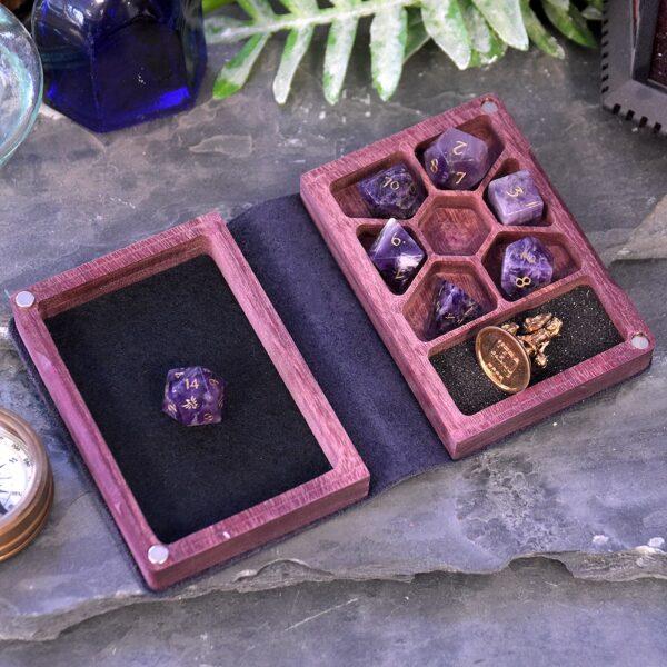 Mini Spellbook Gaming Box