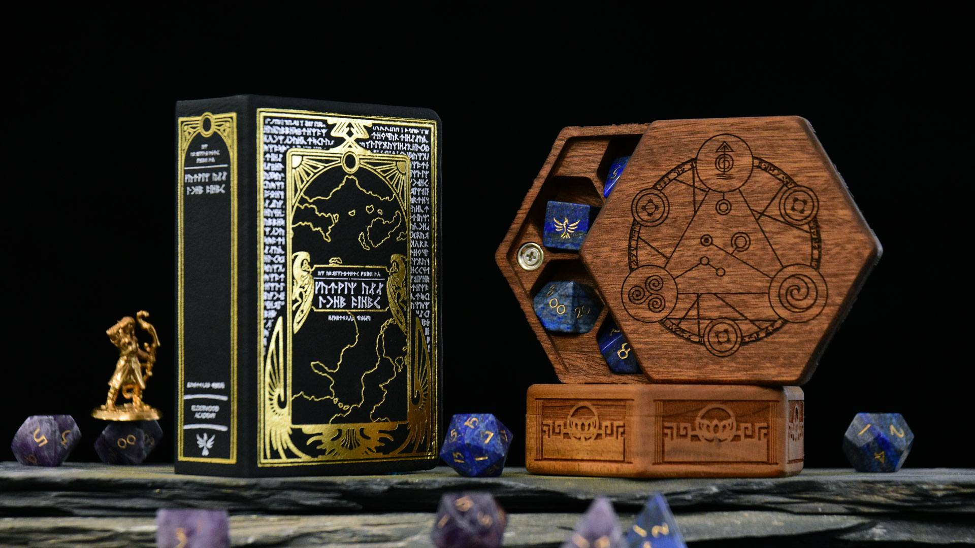 Craft your Dice Boxes